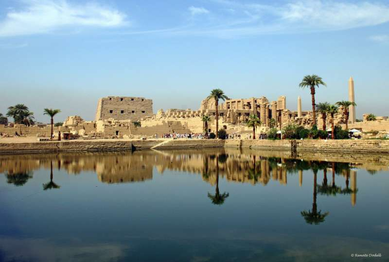 Egypt, Cheap Countries to Visit From India