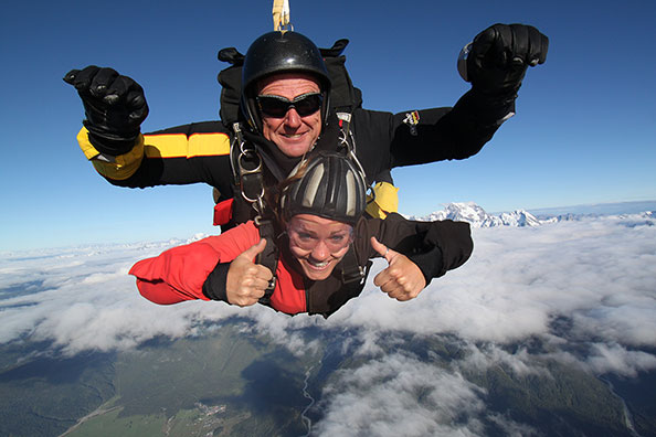 Fox Glacier Skydive, Best Places In The World To Go Skydiving,  Best Places To Skydive In The World