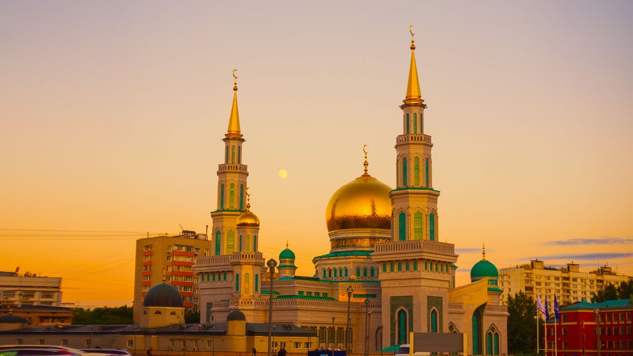 Moscow, cheapest countries to visit from india
