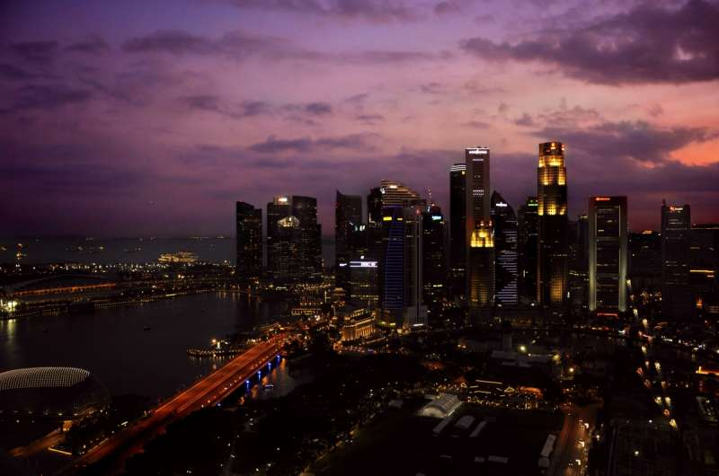 Singapore, Cheap Countries to Visit From India