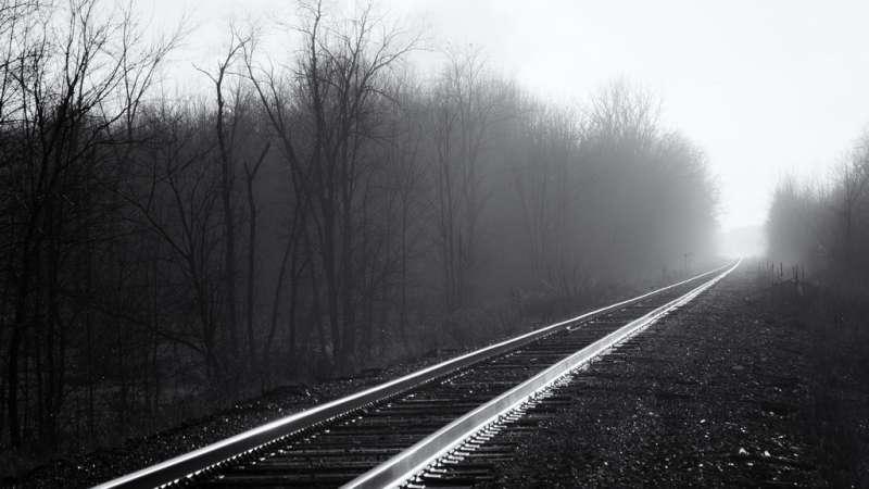 Wardah Railway Track Nagpur
