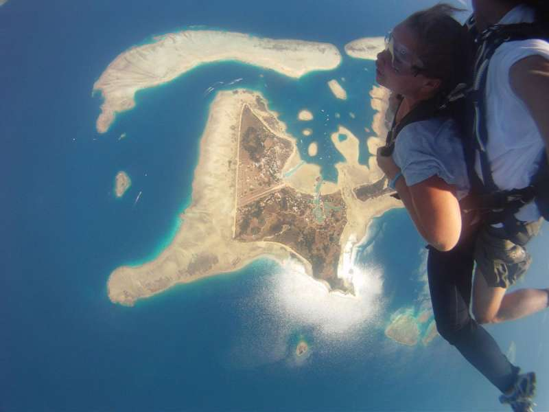 fiji skydive, Best Places In The World To Go Skydiving,  Best Places To Skydive In The World