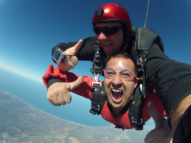 saint barbara skydive, Best Places In The World To Go Skydiving,  Best Places To Skydive In The World