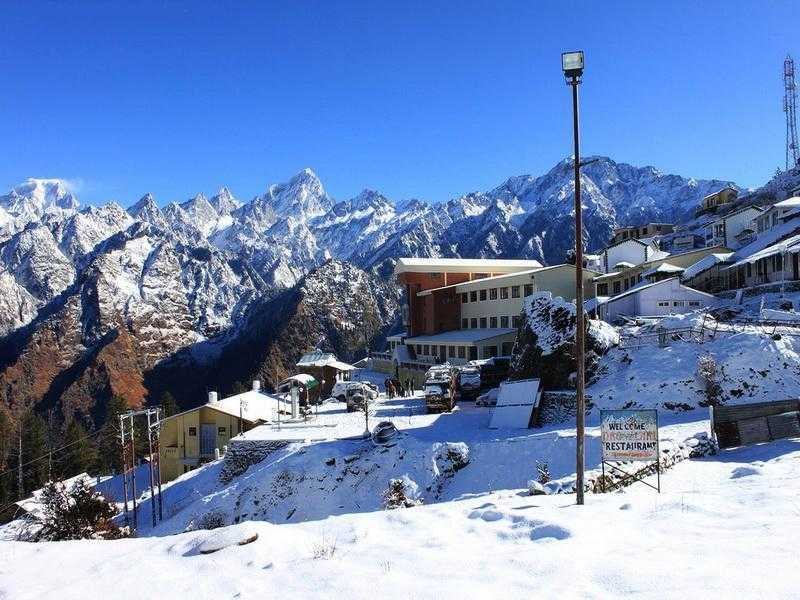 Best Time To Visit Auli > Weather, Temperature & Season