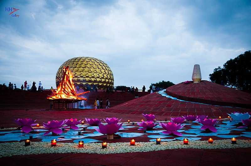 Image result for auroville