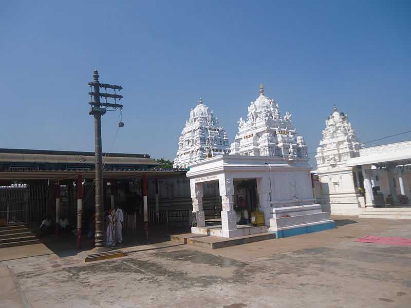 Tourist Places In Telangana – Wikipedia