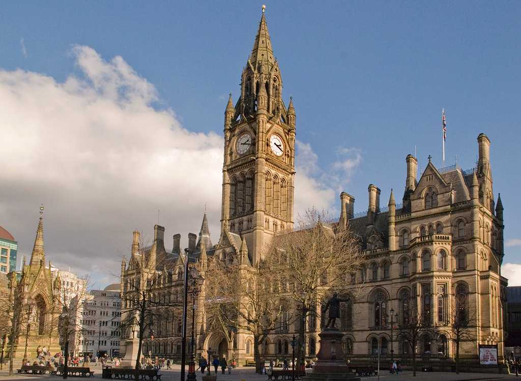 Best Time To Visit Manchester > Weather, Season And Temperature