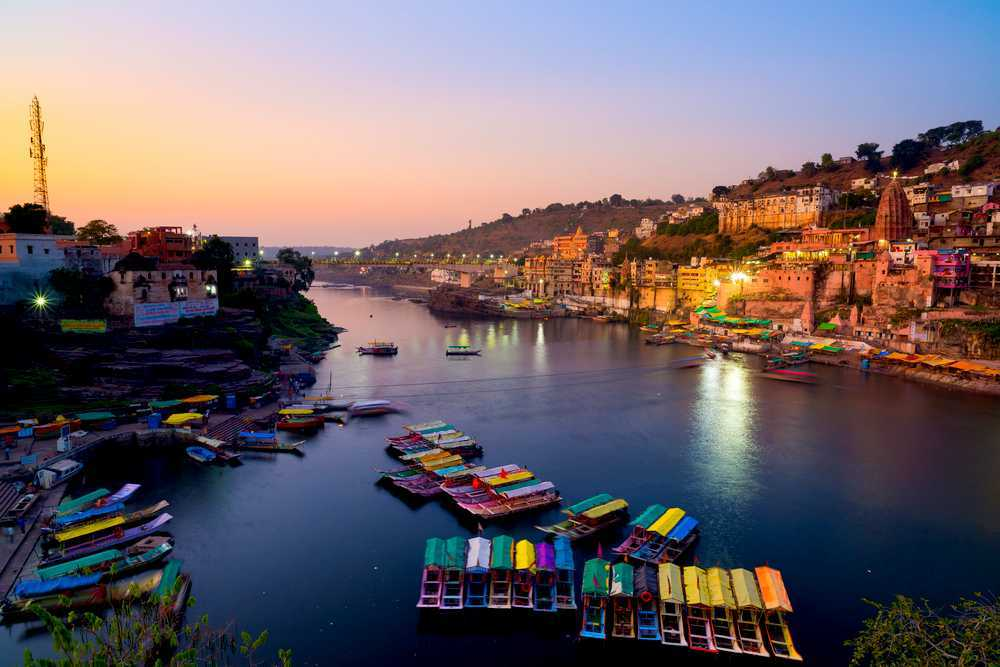 5 Places To Visit In Omkareshwar (2019) Sightseeing & Things