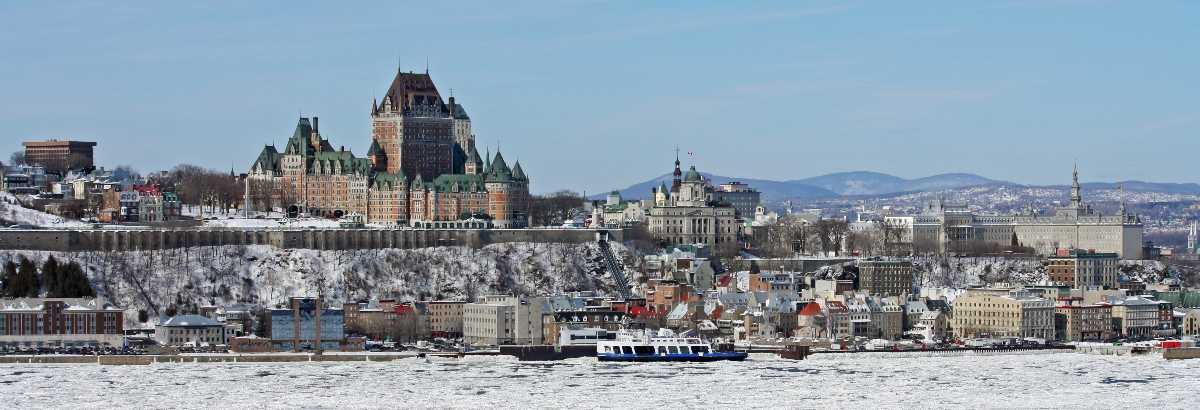 Best time to visit quebec city weather and festivals for Quebec city places to visit