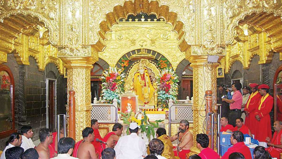 Image result for shirdi sai baba temple