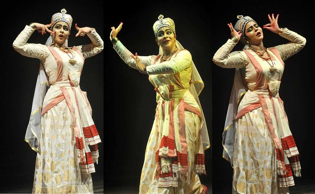 Assam traditional dance, Culture of Assam