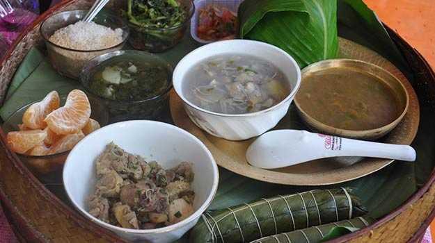 Food of Arunachal Pradesh