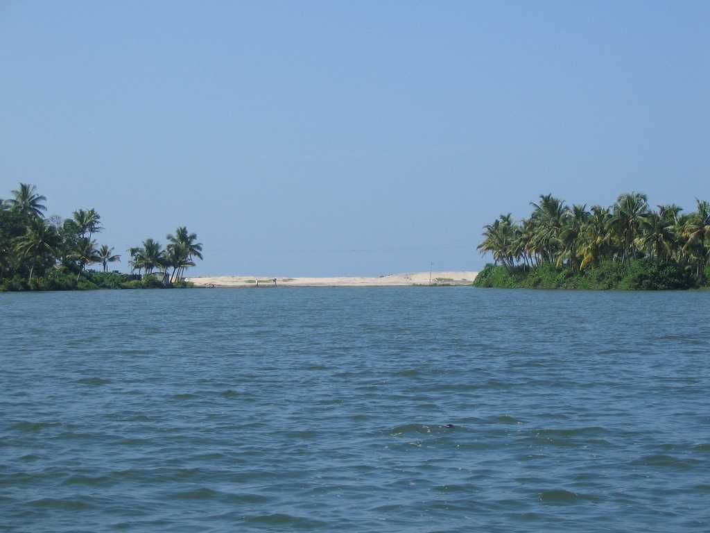 Kerala Backwaters, Ashtamundi