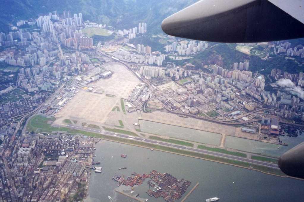 Kait Tak Airport