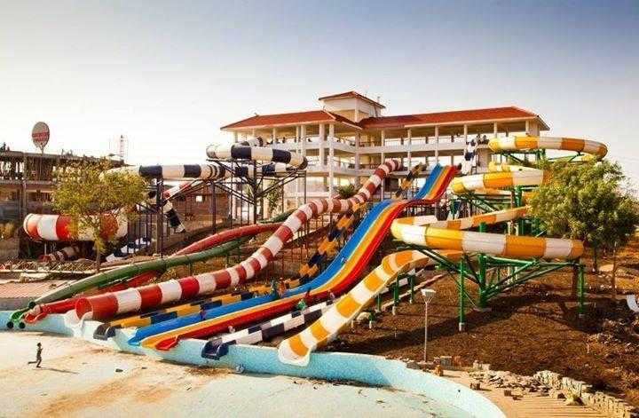 Crescent Water Park, Waterparks in Singapore