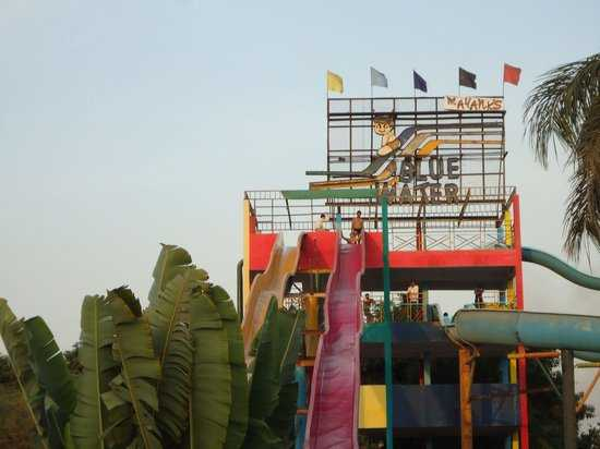 mayank blue water park indore