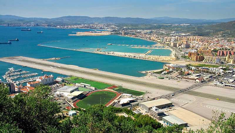 Gibraltar International Airport, Most Dangerous Airports Of The World