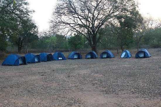 Bheemeshwari, Camping site near Bangalore
