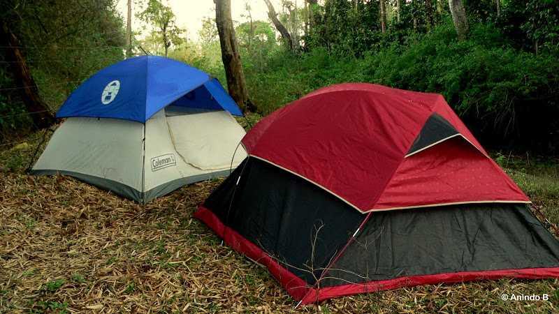Doddamakali, Camping near Bangalore
