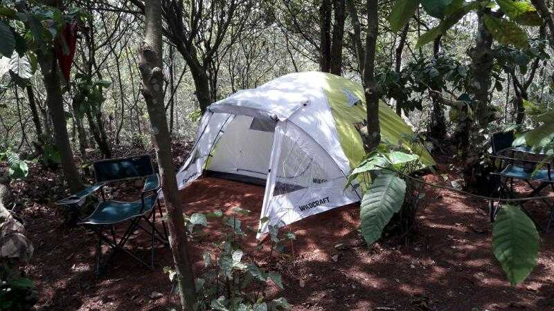 Camping in Wayanad, Camping site near Bangalore