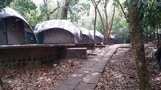 Hebri, Camping near Bangalore