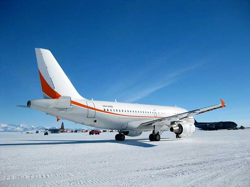 Ice Runway, Most Dangerous Airports Of The World