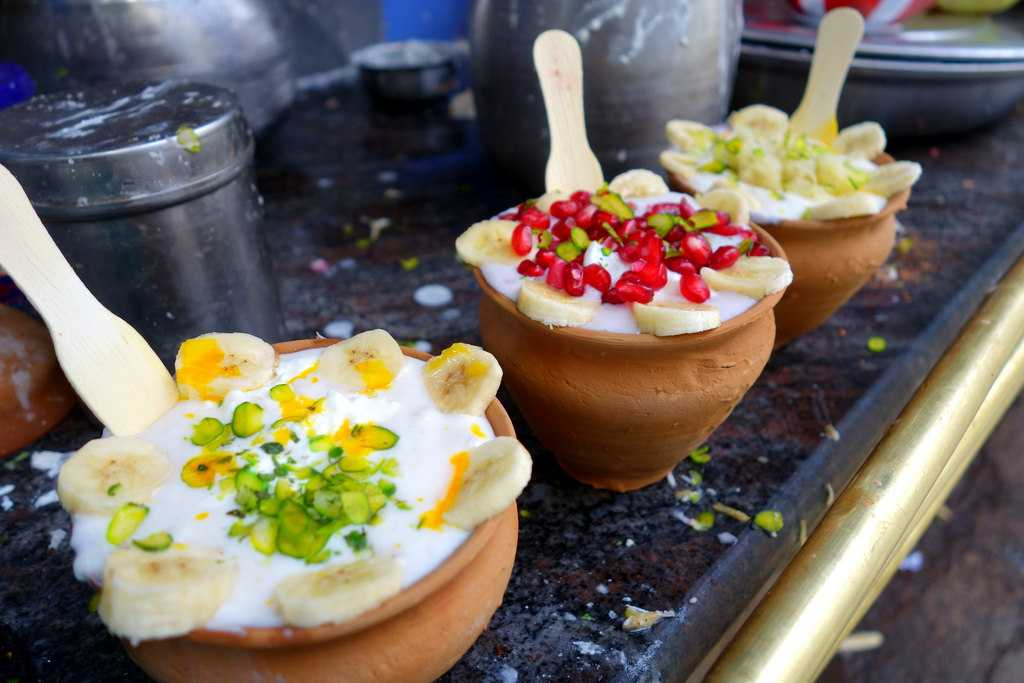 Street food in Chandigarh