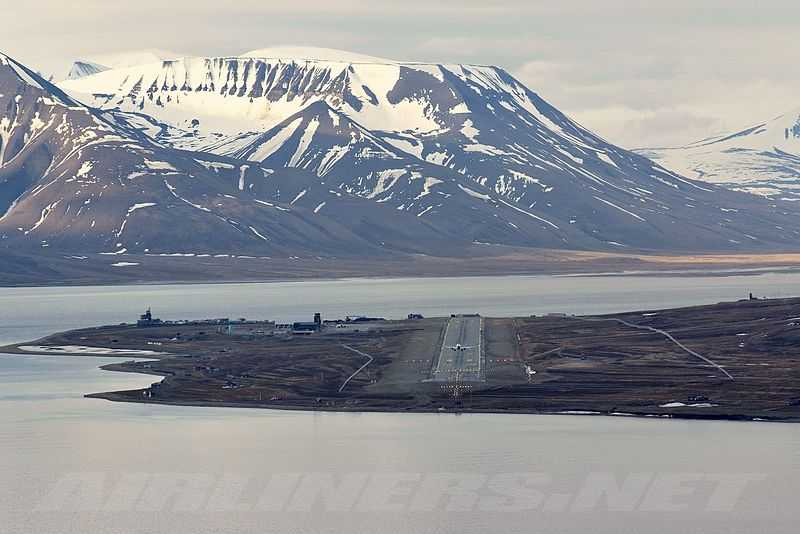 Svalbard Airport, Norway, Most Dangerous Airports Of The World