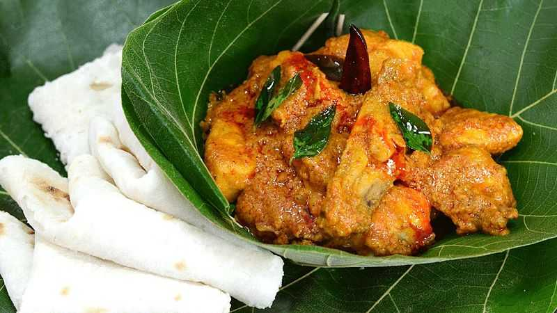 Food Of Karnataka, Kundapura Koli Saaru