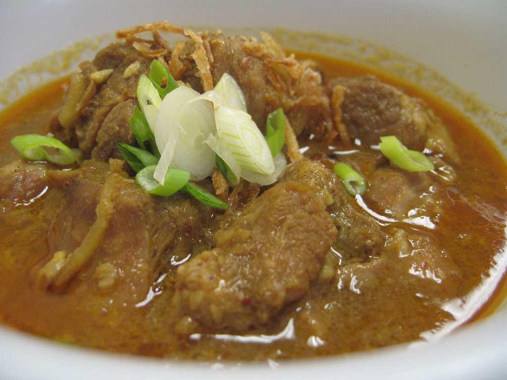 Food Of Karnataka, Coorg Pandi Curry