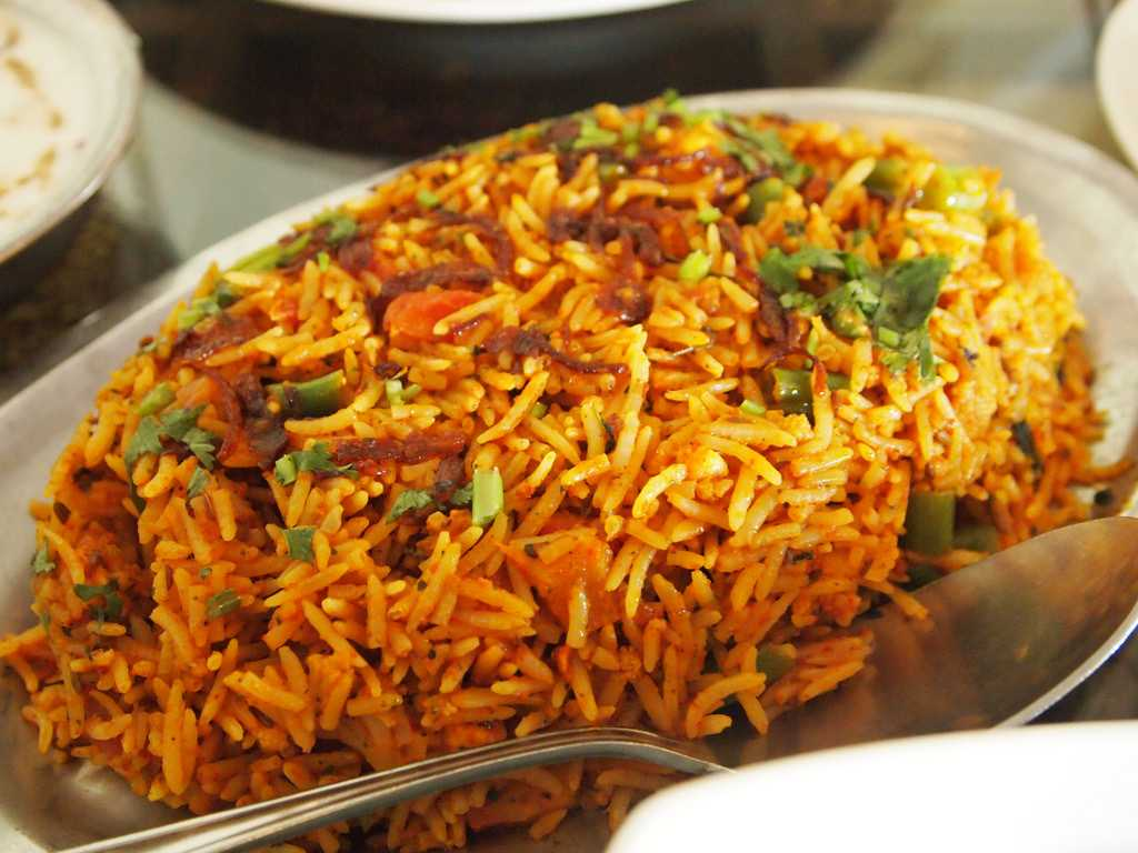 Food Of Karnataka, Mangalorean Biryani