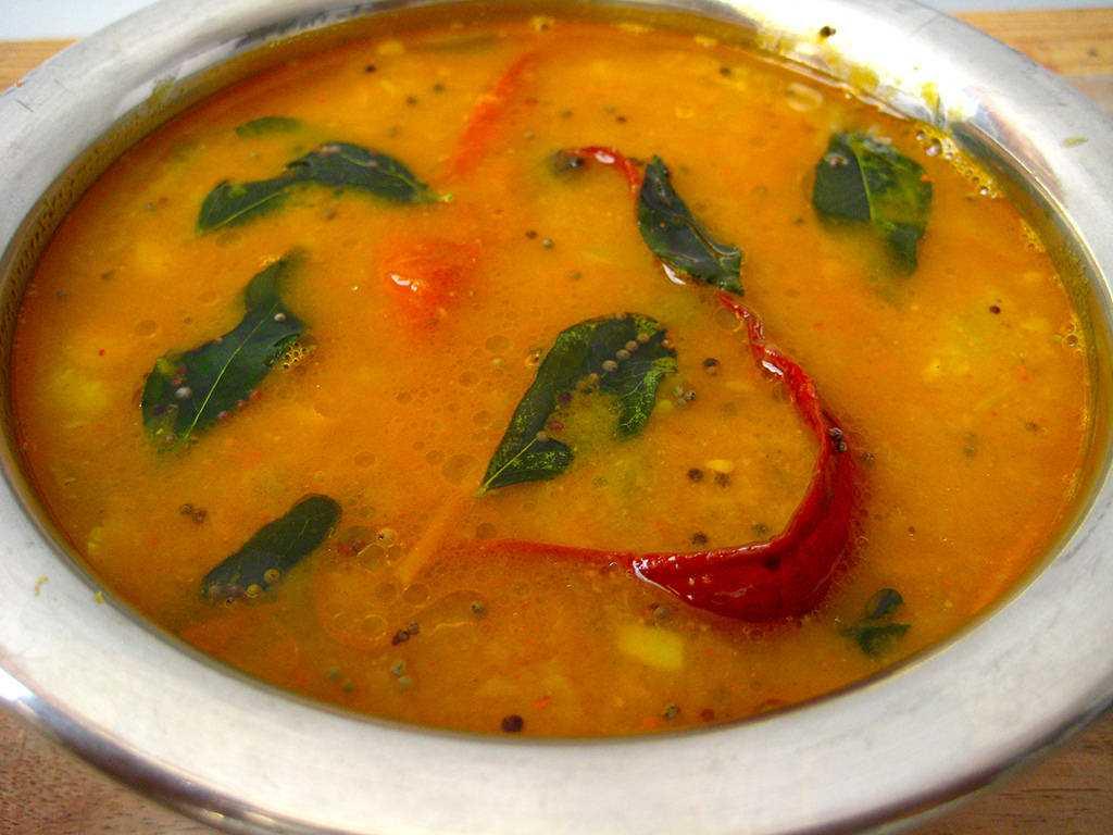 Food Of Karnataka, Udupi Sambhar