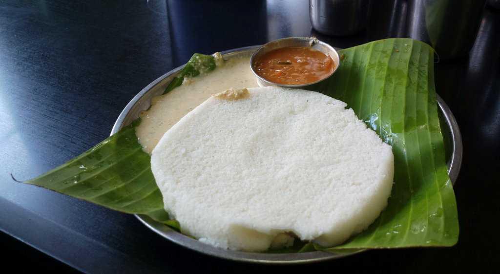 Food Of Karnataka, Tatte Idli