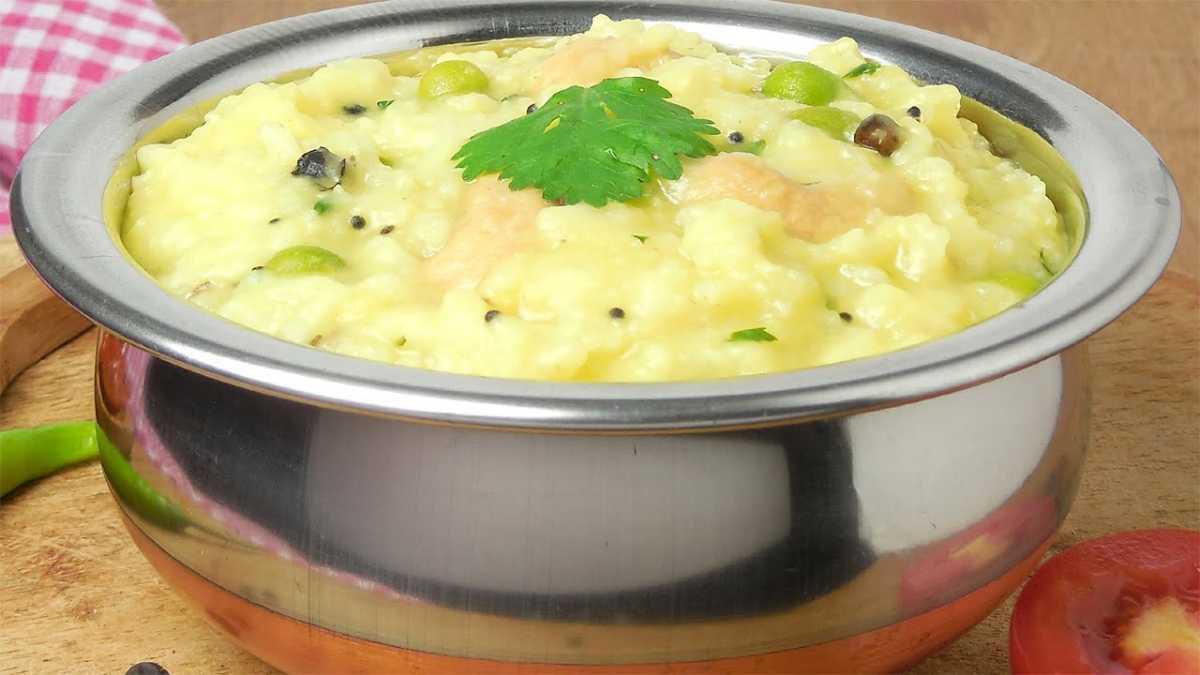 Food of Karnataka, Khaara Pongal