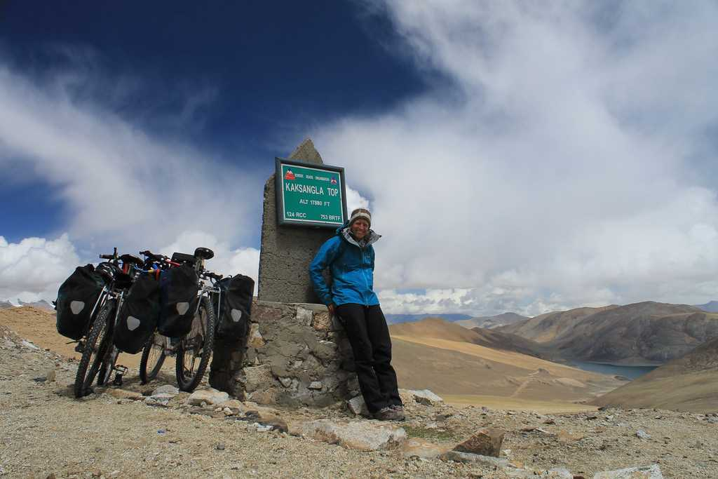 Kaksang La, Highest motorable roads in India