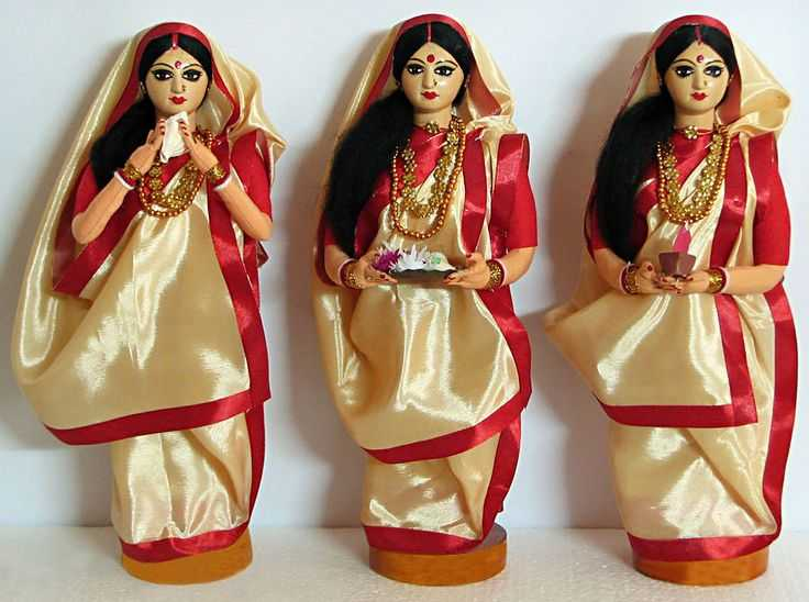 West Bengal Dresses - Holidify