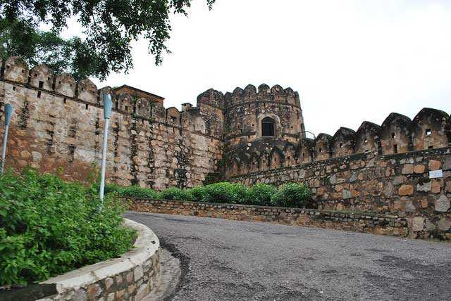 hottest places in india, jhansi, jhansi fort