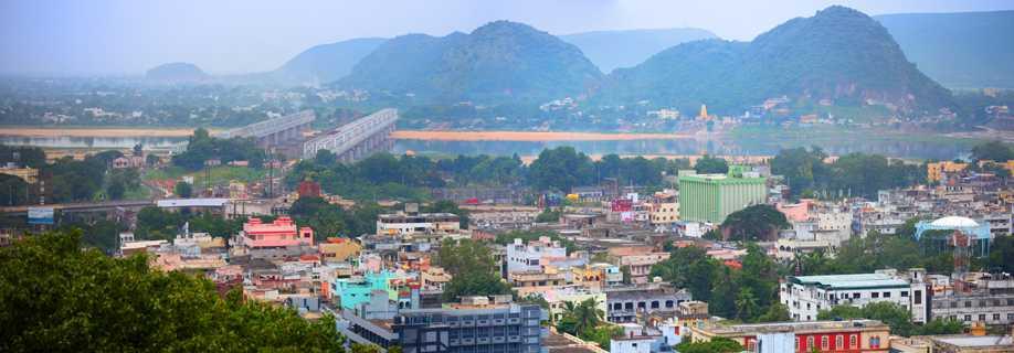 hottest places in india, vijayawada