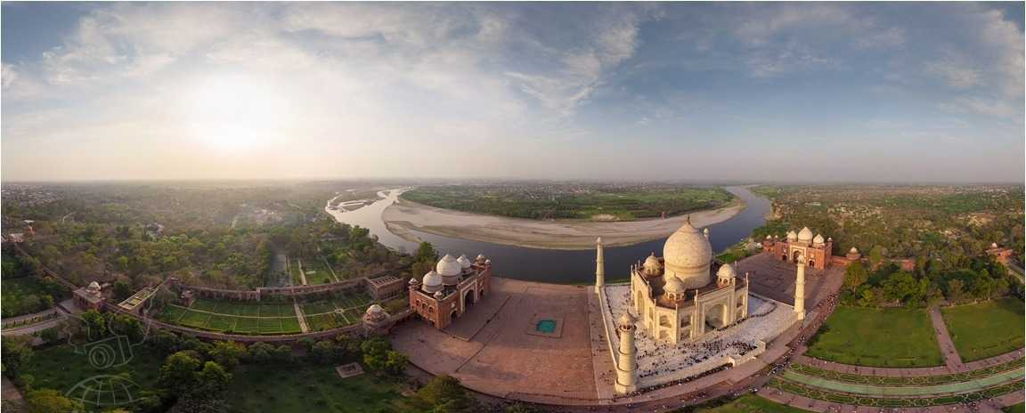 hottest places in india, agra