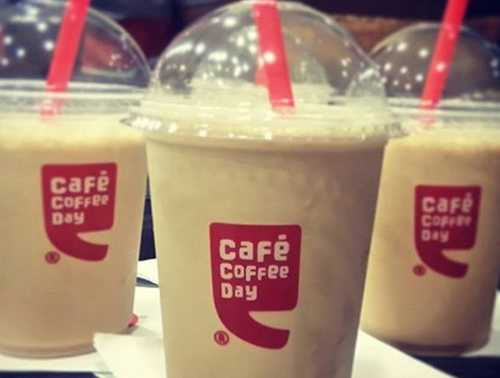 Cafe Coffee Day, Shillong cafes