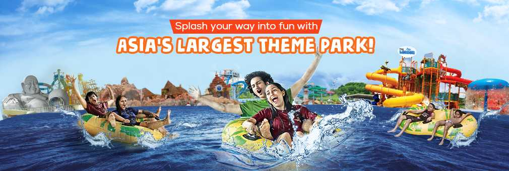 Water Parks in Mumbai, Water kingdom