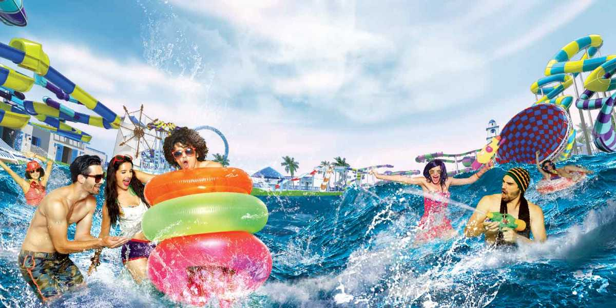 Water Parks in Mumbai, Adlabs Aquamagica