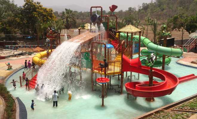 Water Parks in Mumbai, Great Escape water park