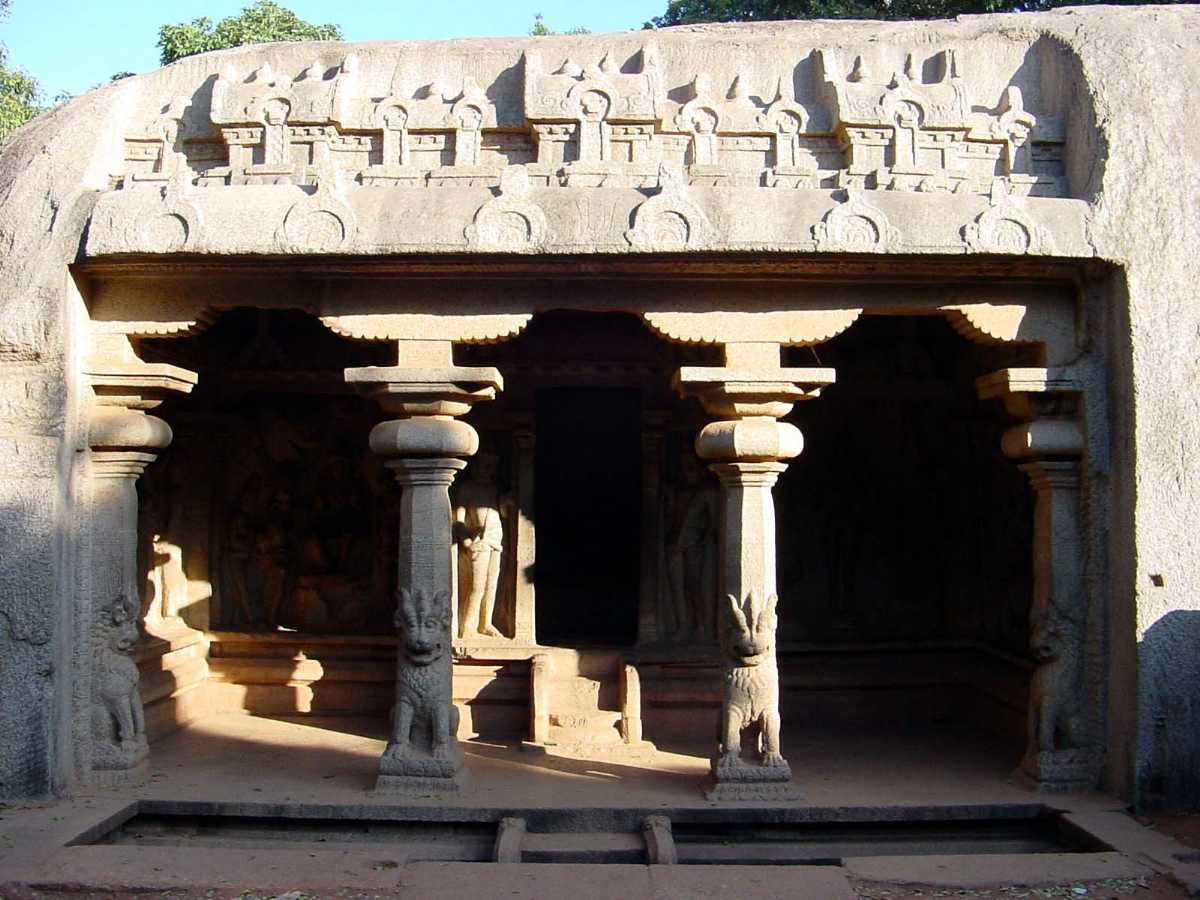 caves in india, varaha caves