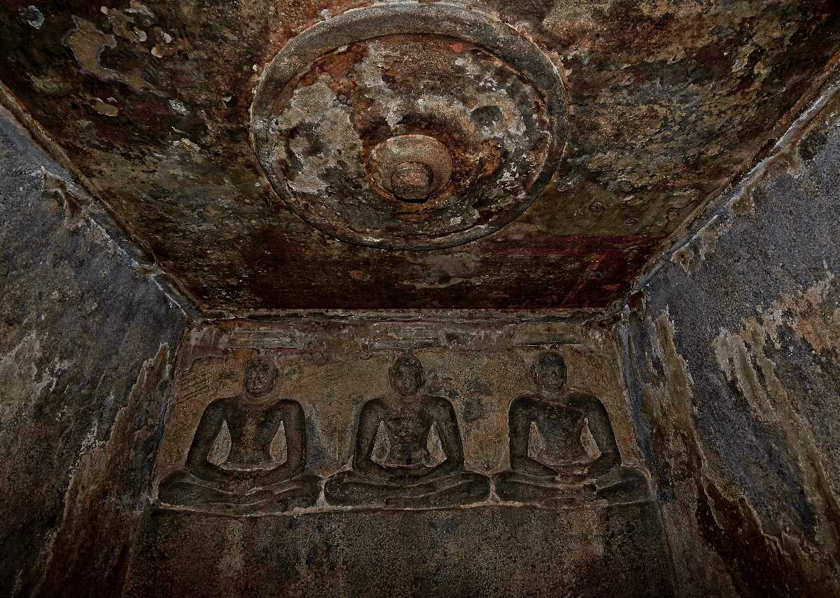 caves in india, sittanavasal caves