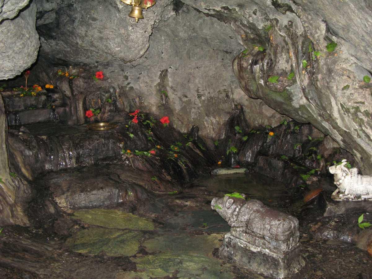 caves in india, koteshwar caves
