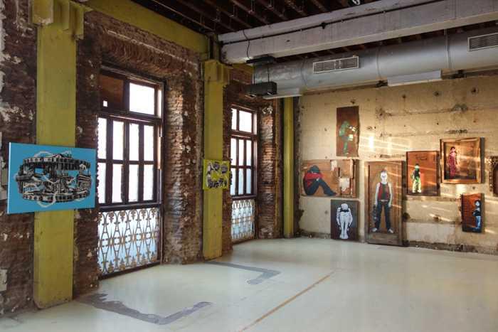 art galleries in mumbai, project 88