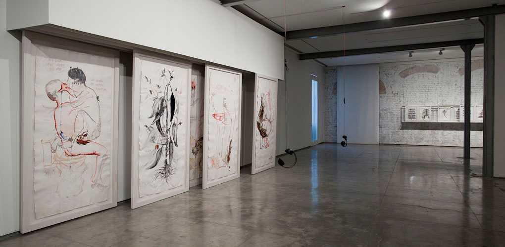 art galleries in mumbai, chemould prescott road gallery