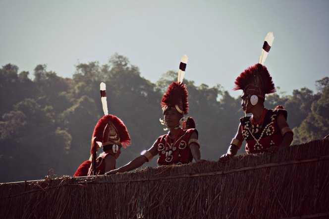 nagaland culture, culture of nagaland