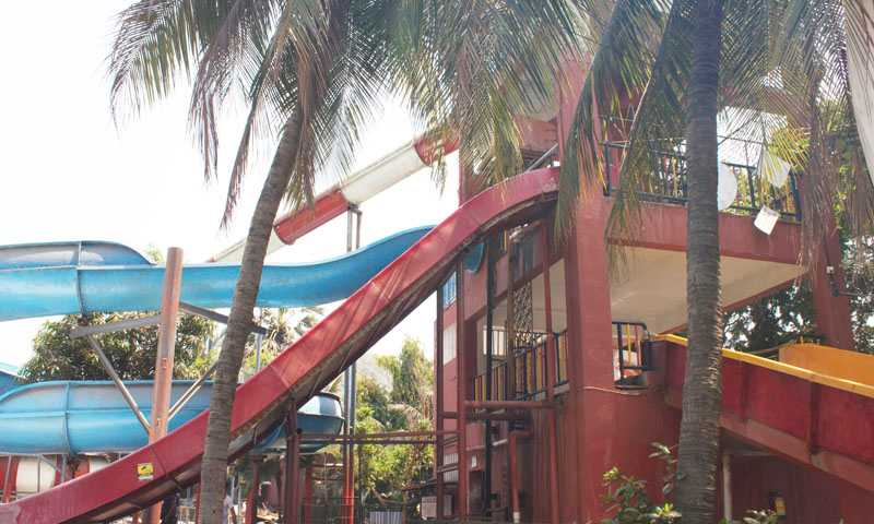 Water Parks in Mumbai, royal garden water park